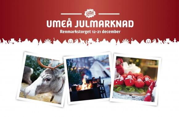 Umeå Julmarknad 2014